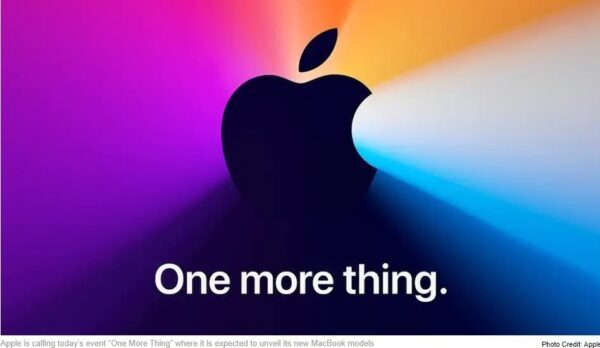Apple one more Event