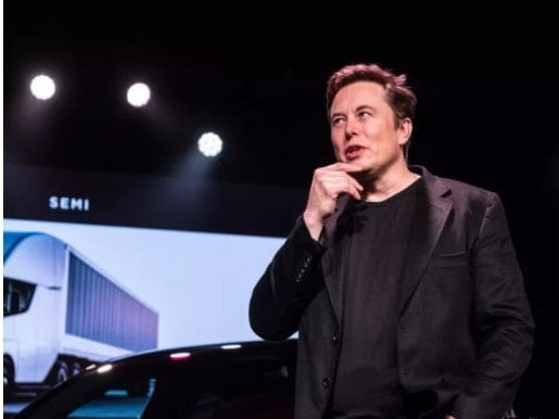 Apple refused a meeting to acquire Tesla