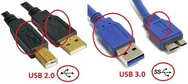 What Is Difference Between USB 2.0. Vs. 3.0.